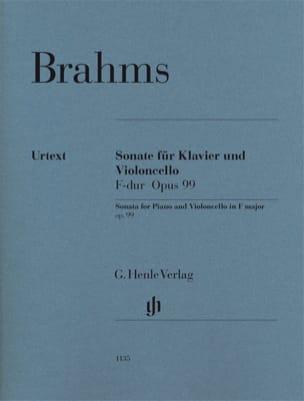 Sonate pour piano et violoncelle en Fa majeur op. 99 laflutedepan