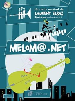 Melom@.net Laurent Elbaz Partition Eveil musical - laflutedepan