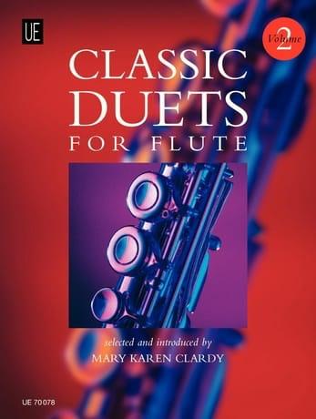 Classic duets for Flute - Volume 2 - laflutedepan.com