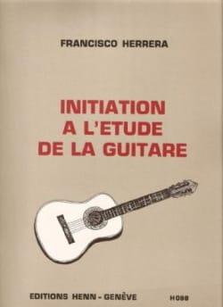 Initiation à l'étude de la guitare - laflutedepan.com