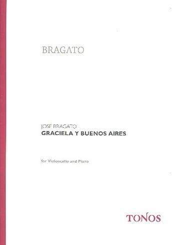 Graciela y Buenos Aires - José Bragato - Partition - laflutedepan.com