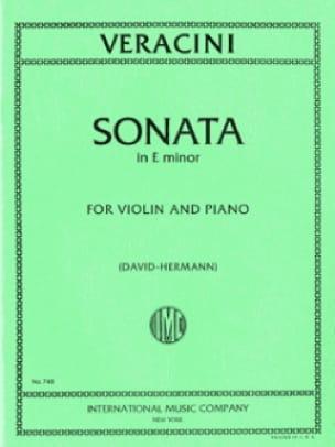Sonate E minor op. 2 n° 8 - laflutedepan.com