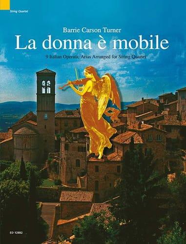 La donna e mobile -Score + Partitur - laflutedepan.com