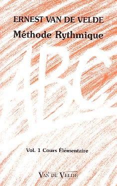 VAN DE VELDE - ABC Rhythmic Method - Volume 1 - Partition - di-arezzo.com