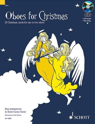 Oboes for Christmas Turner Barrie Carson Partition laflutedepan