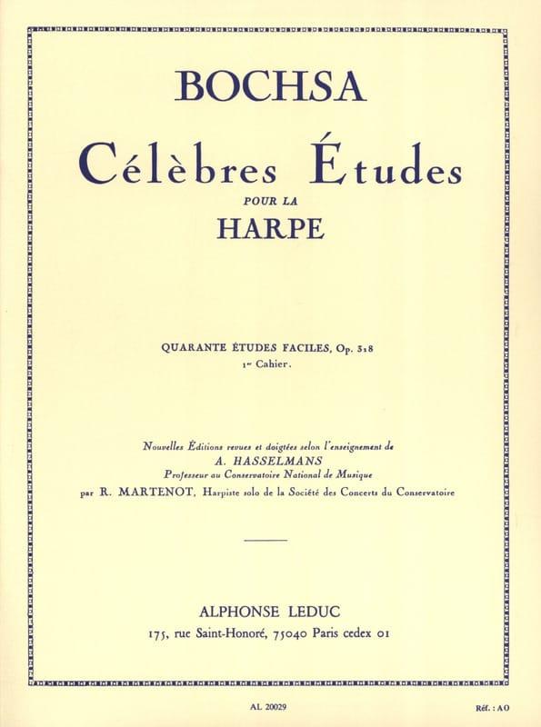 40 Etudes faciles op. 318 -Cahier 1 - laflutedepan.be