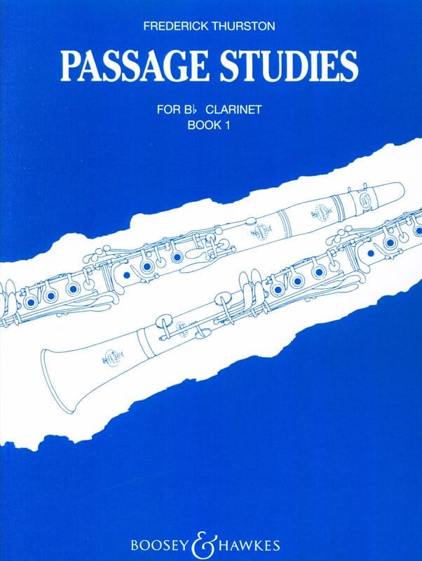 Passage Studies - Volume 1 - Frederick Thurston - laflutedepan.com