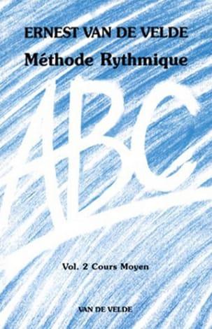 VAN DE VELDE - ABC Rhythmic Method - Volume 2 - Partition - di-arezzo.com