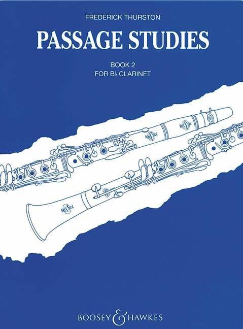 Passage Studies - Volume 2 - Frederick Thurston - laflutedepan.com