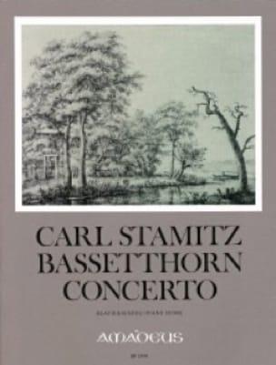 Concerto für Bassetthorn - STAMITZ - Partition - laflutedepan.com