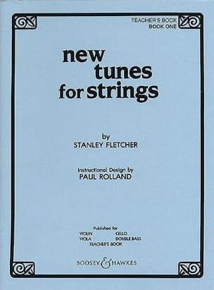 New Tunes For Strings Volume 1 - Teacher's Book laflutedepan
