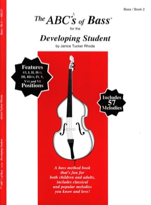 The ABCs Of Bass for The Developing Student Book 2 laflutedepan
