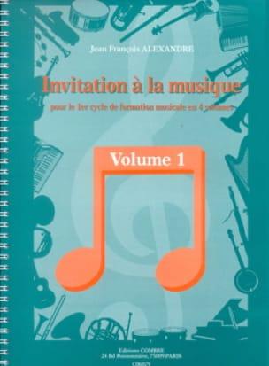 Invitation à la Musique - Volume 1 - laflutedepan.com