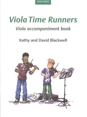 Viola Time Runners Viola accompaniment book Partition laflutedepan