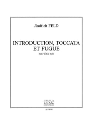 Introduction Toccata et Fugue - Flûte solo Jindrich Feld laflutedepan