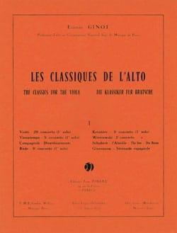 1er Solo du Concerto n° 5 - Alto VIEUXTEMPS Partition laflutedepan
