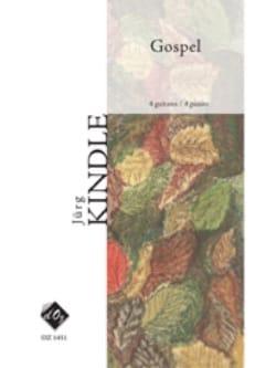 Gospel Jurg Kindle Partition Guitare - laflutedepan