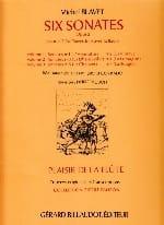 6 Sonates, op. 2 Volume 3 - Flûte et Bc Michel Blavet laflutedepan