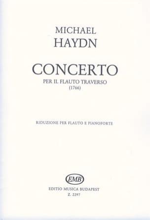 Concerto En Ré M. 1766 - Flûte et Piano Michael HAYDN laflutedepan