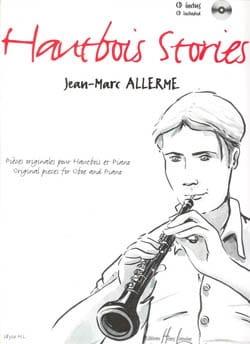 Hautbois Stories Jean-Marc Allerme Partition Hautbois - laflutedepan