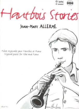 Hautbois Stories - Jean-Marc Allerme - Partition - laflutedepan.com