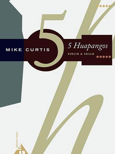 5 Huapangos - Mike Curtis - Partition - 0 - laflutedepan.com