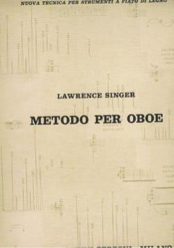 Méthode pour Hautbois Lawrence Singer Partition laflutedepan