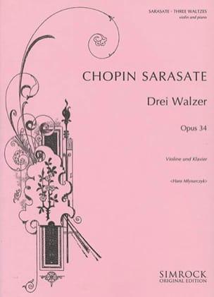 Walzer in a-Moll op. 34 n° 2 laflutedepan