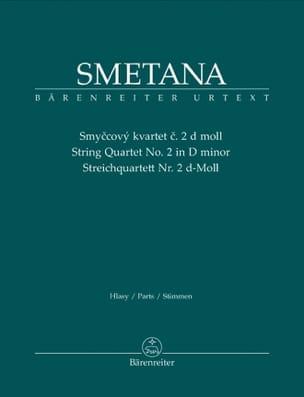 Quatuor A Cordes N°2 en Ré Mineur SMETANA Partition laflutedepan