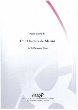 Une Histoire de Marins - Clarinette et Piano laflutedepan