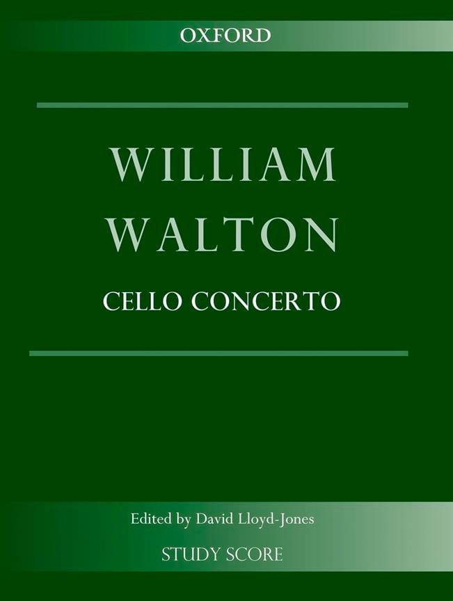 Concerto for violoncello and orch. - Score - laflutedepan.com