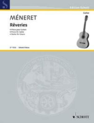Rêveries - Laurent Méneret - Partition - Guitare - laflutedepan.com