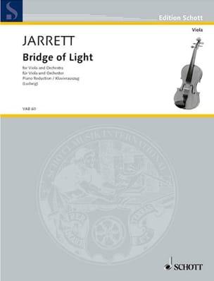 Bridge of Light Keith Jarrett Partition Alto - laflutedepan