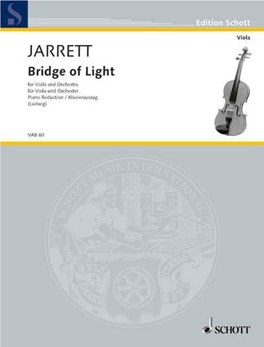 Bridge of Light - Keith Jarrett - Partition - Alto - laflutedepan.com