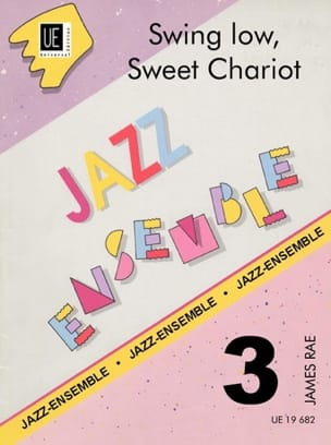 Swing low, Sweet chariot -Jazz Ensemble laflutedepan