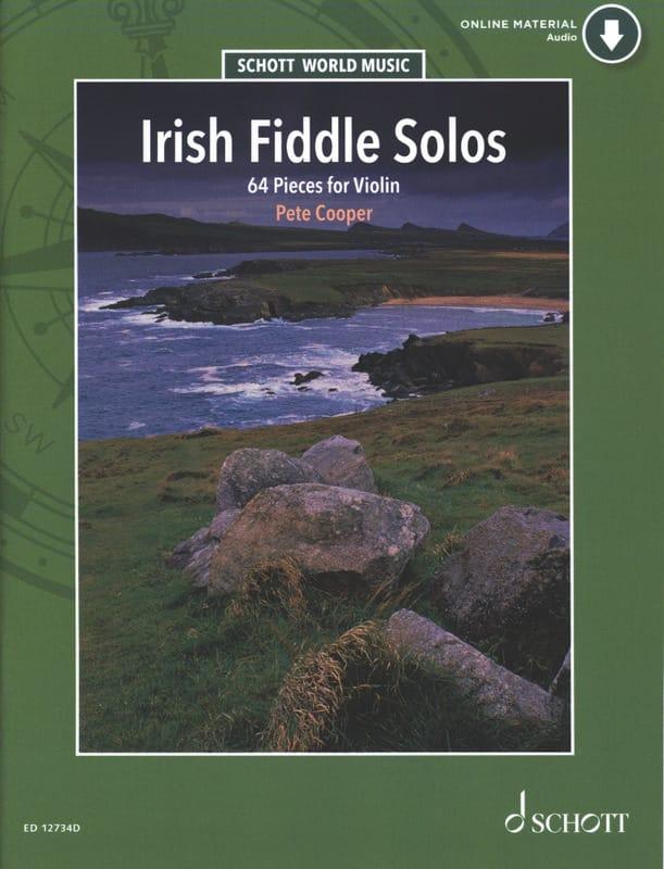 Irish Fiddle Solos - Traditionnels - Partition - laflutedepan.com