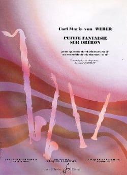 Petite Fantaisie sur Oberon Carl Maria von Weber laflutedepan