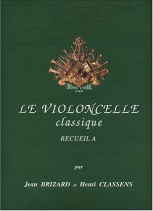 Le Violoncelle Classique Volume A laflutedepan