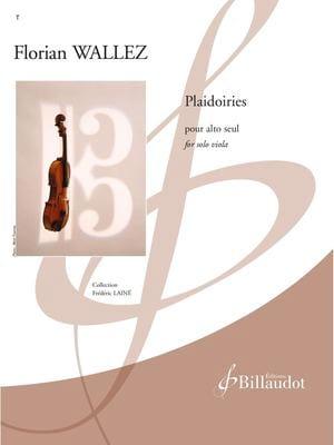 Florian Wallez - Plaidoiries - Partition - di-arezzo.fr