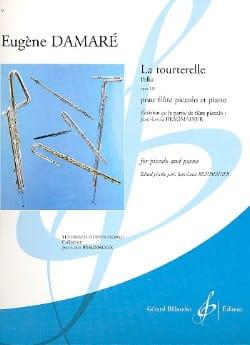 La Tourterelle op. 119 Eugène Damaré Partition laflutedepan
