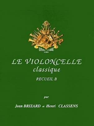 Le Violoncelle Classique Volume B laflutedepan