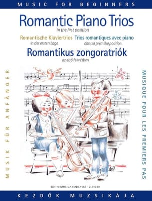 Romantic Piano Trios For Beginners laflutedepan
