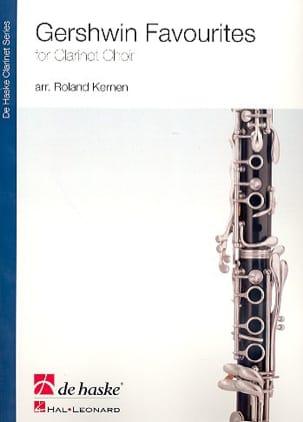 Gershwin Favourites GERSHWIN Partition Clarinette - laflutedepan