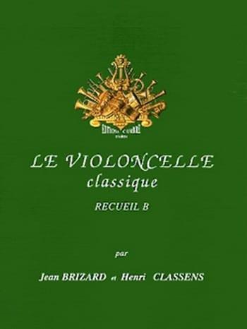 Le Violoncelle Classique Volume B - laflutedepan.com
