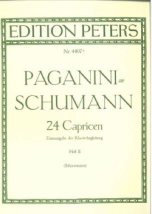 24 Caprices op. 1 Volume 2 - laflutedepan.com