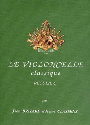 Le violoncelle classique Volume C laflutedepan