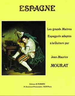 Jean-Maurice Mourat - Spain - Partition - di-arezzo.co.uk