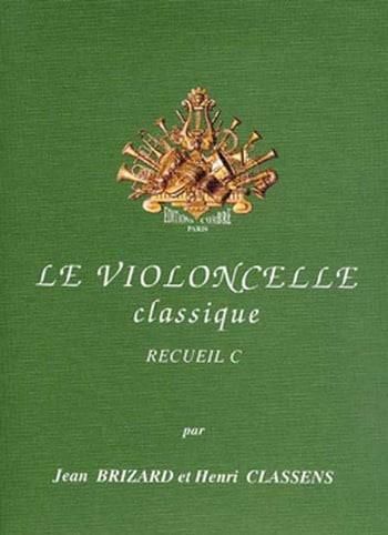 Le violoncelle classique Volume C - laflutedepan.com