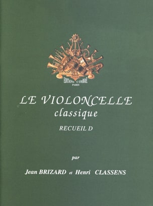 Le Violoncelle Classique Volume D laflutedepan