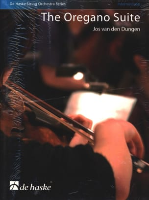The Oregano Suite Jos van den Dungen Partition laflutedepan
